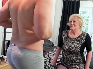 British Old Slut 039 S Cunt Requires A New Big Cock Every Day