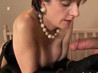 Bdsm British Babe With Big Tits Gets Fucked