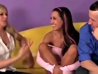 Married Couple Seduce Their Busty Teen Babysitter Maia Miley Txxx Com