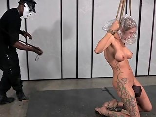 Busty Roped Sub Hanged And Punished Porn Videos