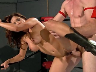 Wild Slut Gets It Rough