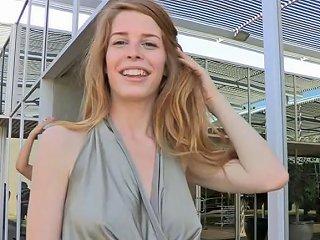 Blonde Exhibitionist Porn Videos