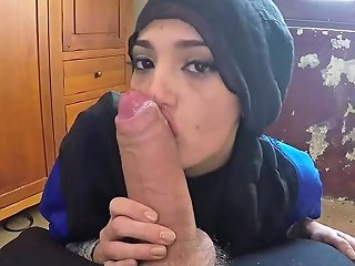 French Arab Amateur XXX 21 Year Old Refugee In My Hotel Apartment For Sex