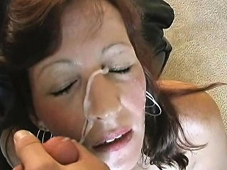 Mature Amateur Wife Handjob And Fuck With Cumshot