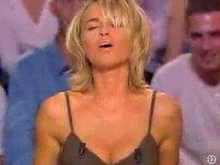 French Hot Girl Cecile De Menibus Orgasm Live