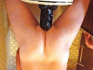 Anal Cyclops Gaping Strap On Extreme Insertion Prolapse