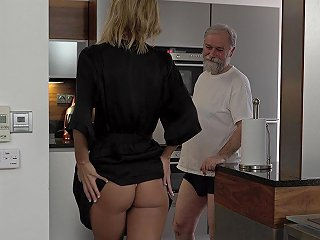 Grandpas Hungry For Young Pussy