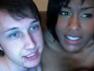Webcamz Archive Black And Yel White Couple Fucking