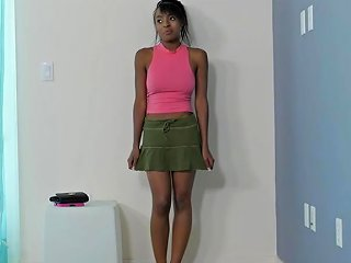 Innocent Black Girl Trick By Fake Rap Producer Hd Porn 3a