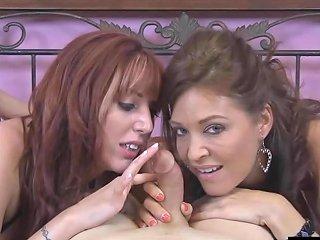 Deepthroat Sluts Charlee Chase And Lauren Phillips