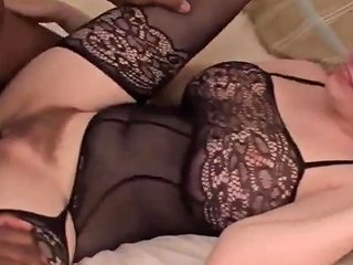 My Gf With Hairy Pussy Gets Creampie From Her First Bbc